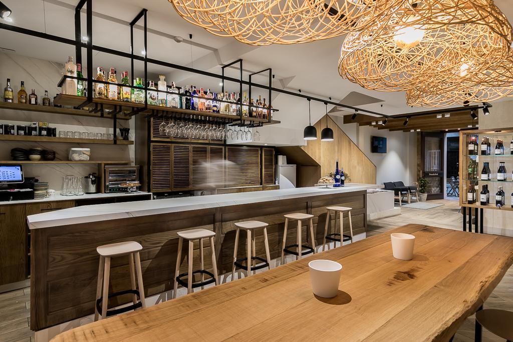 Cafetería Vía XIX en Hotel Pousada Real
